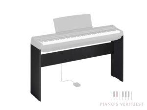 Yamaha L-125 B - vast onderstel voor Yamaha P-125 B digitale piano