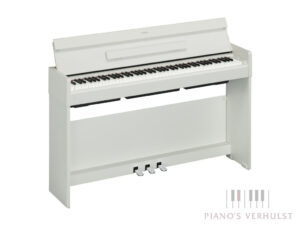 Yamaha Arius YDP S34 WH - Yamaha digitale piano wit - Compacte digitale piano