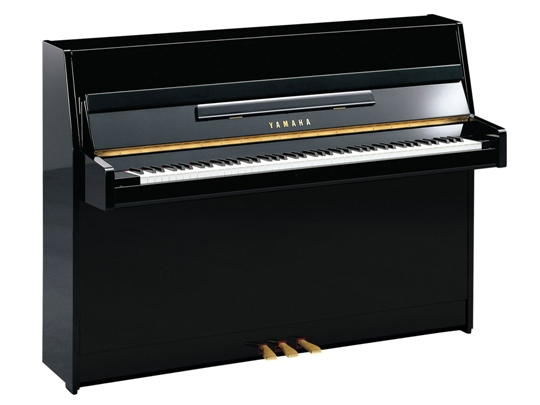 Yamaha b1 PE - Yamaha akoestische piano b1 in zwart hoogglans - Piano's Verhulst