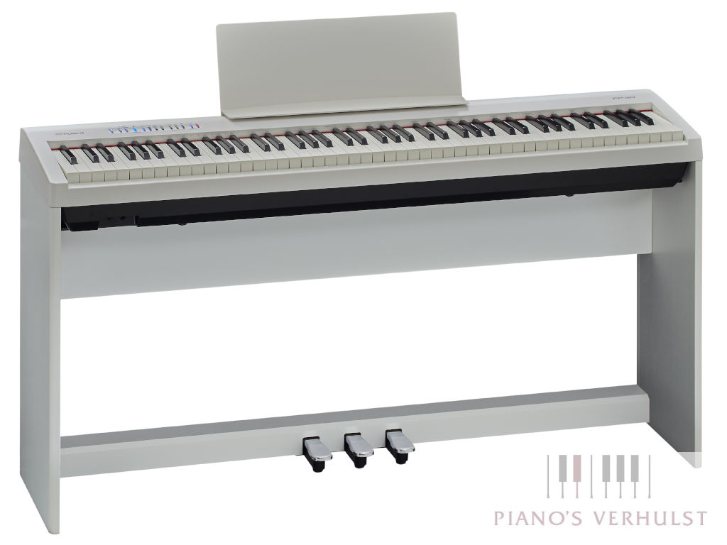 Roland Fp 30 Wh Wit Compacte Digitale Piano Piano S Verhulst