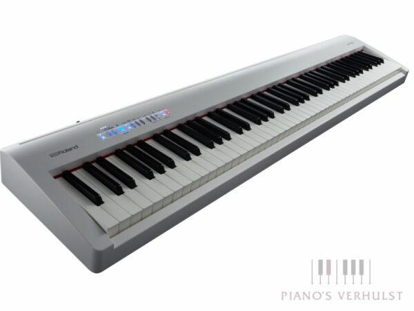 Roland FP-30 WH - Digitale piano Roland wit - 88 toetsen