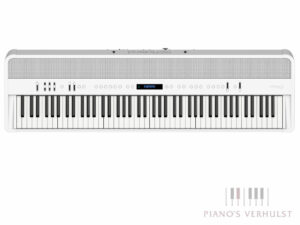 Roland FP-90 WH draagbare digitale piano wit - Piano's Verhulst
