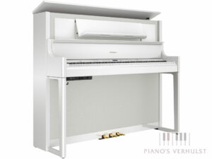 Roland LX708 PW - Roland digitale piano in wit hoogglans - polished white