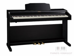Roland RP 501 B - Roland digitale piano in zwart mat