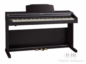 Roland RP 501 CR - Digitale piano Roland in zwart mat - contemporary black
