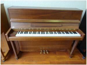 Tweedehands piano huren of kopen - Gerh. Steinberg