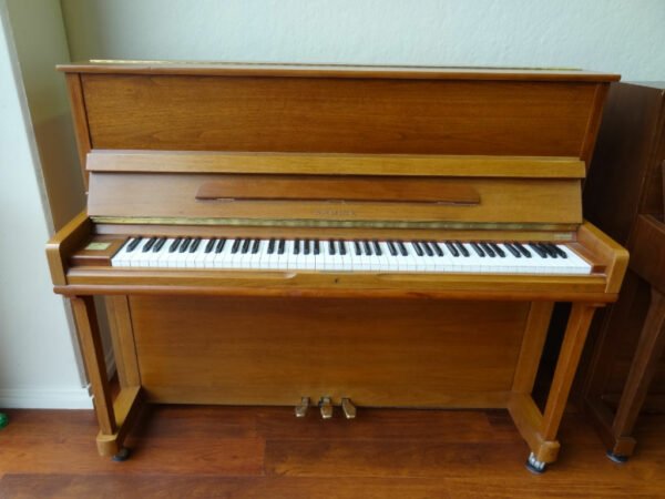 Samick tweedehands piano