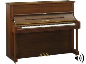 Yamaha U1 TA2 SAW - Yamaha transakoestische piano in satin american walnut - TransAcoustic Piano Yamaha