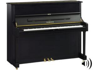 Yamaha U1 TA2 SE - Yamaha Transakoestische Piano in zwart mat - TransAcoustic Piano Yamaha
