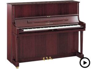 Yamaha DYUS1 ENST PM - Yamaha zelfspelende piano in palissander hoogglans - zelfspelende piano Yamaha