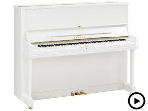 Yamaha DYUS1 ENST PWH - Yamaha zelfspelende piano in wit hoogglans - zelfspelende piano Yamaha
