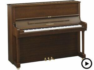 Yamaha DYUS1 ENST SAW - Yamaha zelfspelende piano in satin american walnut - zelfspelende piano Yamaha