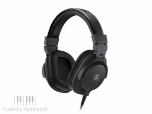 Yamaha HPH MT5 B - zwarte studio koptelefoon Yamaha