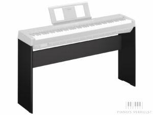 Yamaha L-85 B onderstel voor Yamaha P-45 B keyboard zwart 88 toetsen