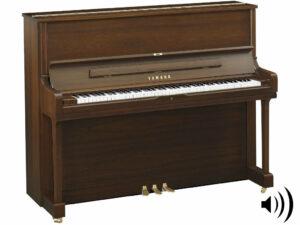 Yamaha YUS1 TA2 SAW - Yamaha Transakoestische Piano in Satin American Walnut - TransAcoustic Piano Yamaha
