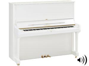 Yamaha YUS3 TA2 PWH - Yamaha transakoestische piano in wit hoogglans - TransAcoustic Piano Yamaha
