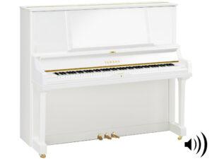 Yamaha YUS5 TA2 PWH - Yamaha transakoestische piano in wit hoogglans - TransAcoustic Piano Yamaha