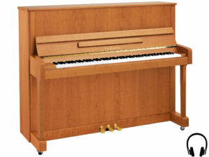 Yamaha b3 SC2 SNC - Yamaha piano met silent systeem in satin natural cherry - Yamaha Silent Piano