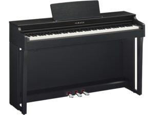 Yamaha CLP 625 B zwart - Yamaha digitale piano huren of kopen