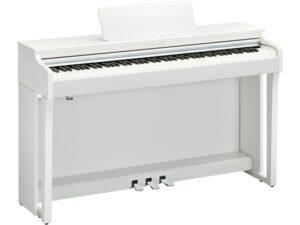 Yamaha CLP 625 WH wit - Yamaha digitale piano huren of kopen