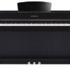 Yamaha CLP 635 PE zwart hoogglans - Yamaha digitale piano huren of kopen