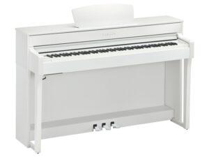 Yamaha CLP 635 WH wit - Yamaha digitale piano huren of kopen