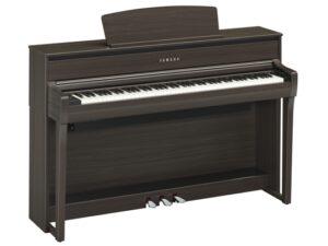 Yamaha CLP 675 donker noten - digitale piano kopen