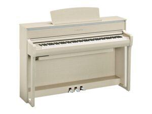 Yamaha CLP 675 wit essen - digitale piano kopen