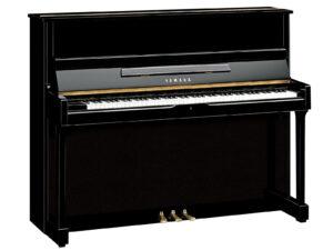 Yamaha SU118 PE - Yamaha buffetpiano SU 118 in zwart hoogglans