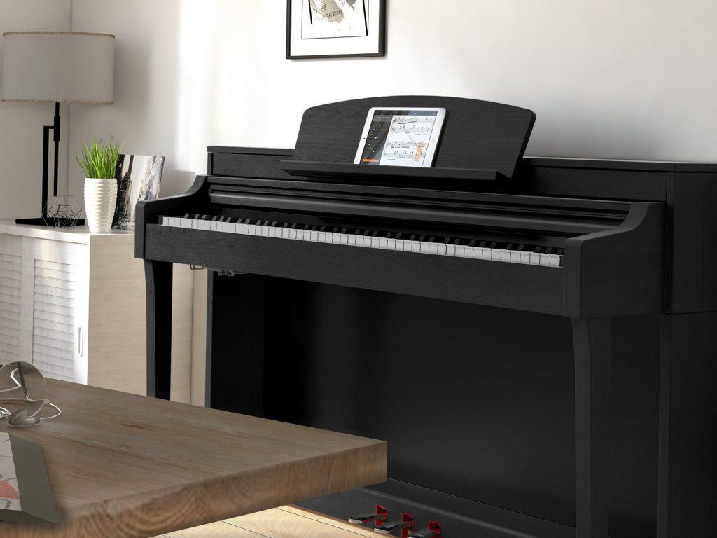 Yamaha CSP 150 B - Yamaha digitale piano zwart