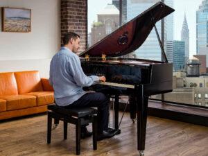 Hybride piano kopen - Piano's Verhulst Poperinge