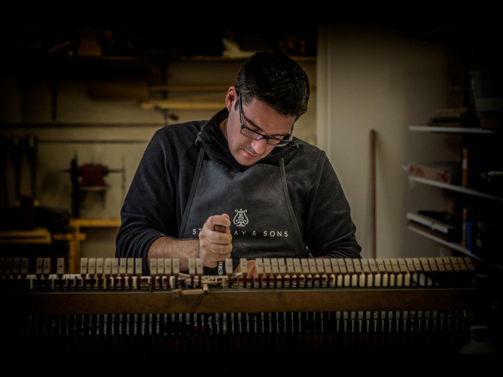 piano herstellen piano restaureren dries verhulst