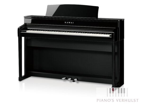 Kawai CA 79 digitale piano PE zwart hoogglans