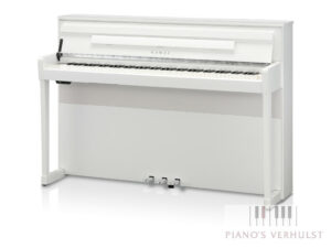 Kawai CA 99 WH digitale piano wit mat