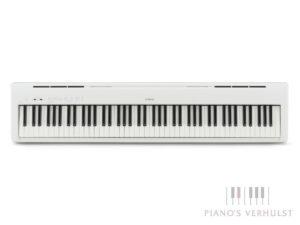 Kawai ES 110 WH digitale piano bovenaanzicht