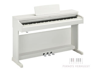 Piano's Verhulst Yamaha digitale piano YDP 164 WH 1 web