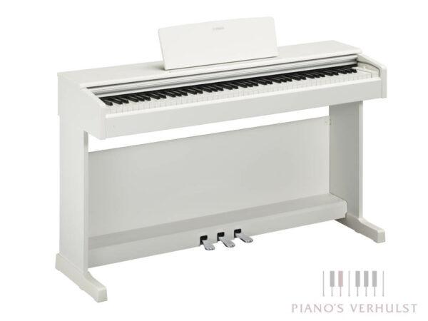 Piano's Verhulst yamaha digitale piano YDP 144 WH 1 web