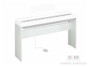 Yamaha L-125 WH - vast onderstel voor Yamaha P-125 WH digitale piano