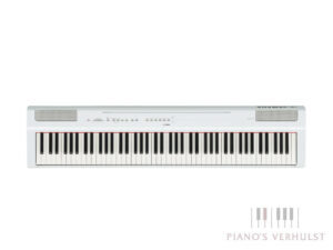 Yamaha P 125 WH wit digitale piano