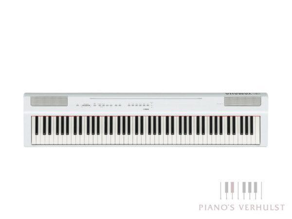 Yamaha P 125 WH digitale piano wit - Yamaha keyboard