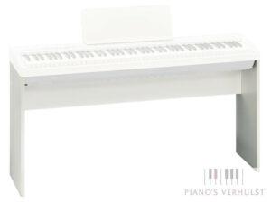 KSC 70 vast onderstel voor witte digitale piano Roland FP-30