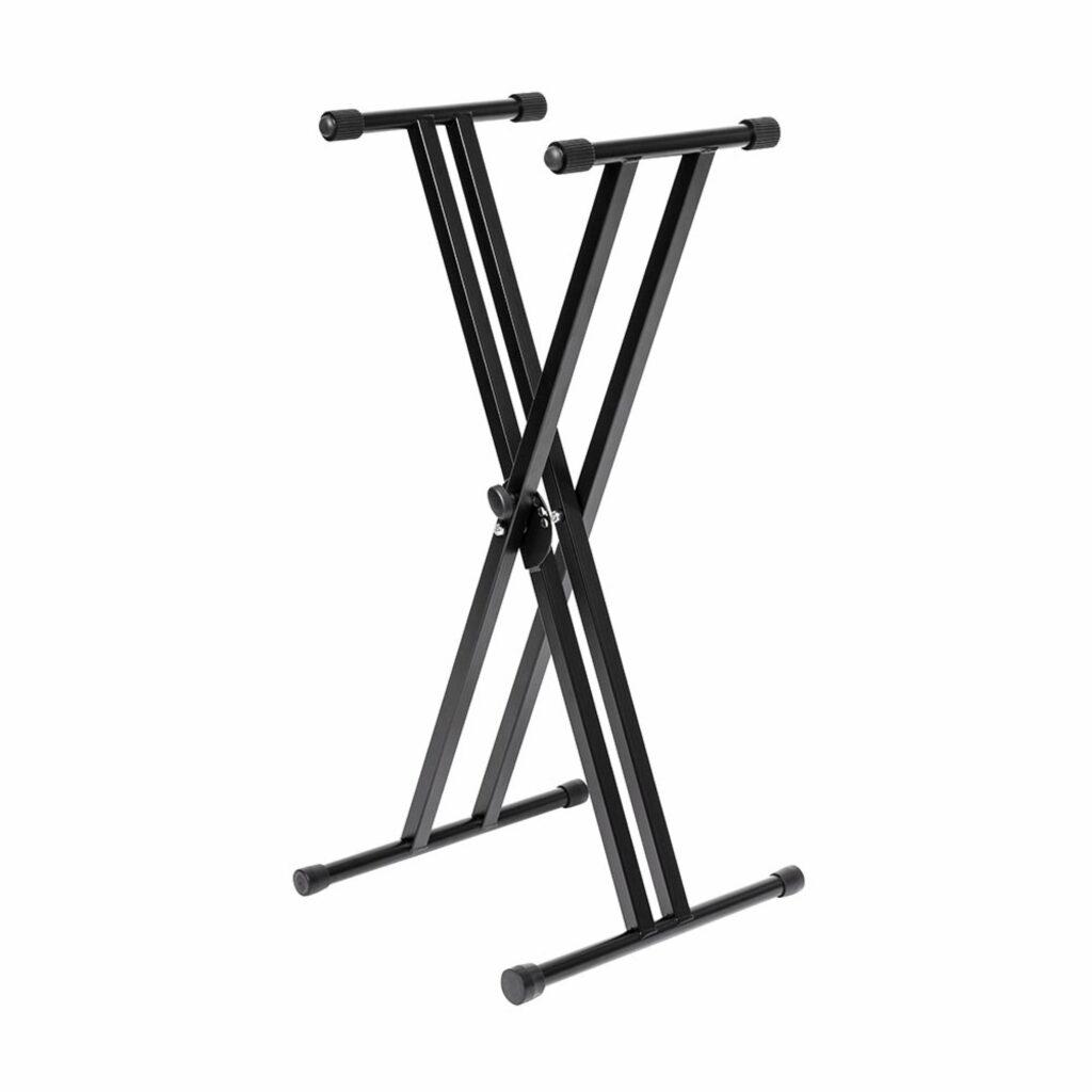 Kruisstandaard - kruisstatief - X-statief voor draagbare digitale piano