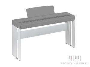 L-515 WH - onderstel bij witte digitale piano P 515 van Yamaha
