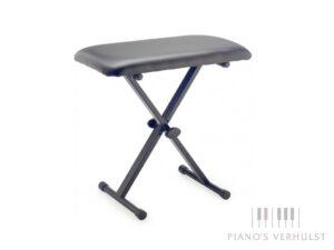Stagg KEB A20 pianobank in hoogte verstelbaar - pianokruk - keyboardbank