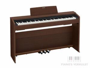 Casio Privia PX-870 BN - digitale piano Casio - 88 toetsen en gewogen klavier