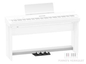 Roland KPD-90 WH - witte pedaalunit voor Roland FP-60X WH en Roland FP-90X WH witte digitale piano