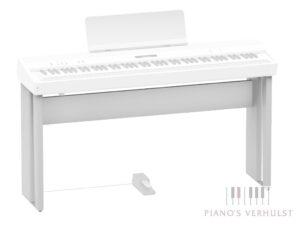 Roland KSC-90 WH - vast onderstel voor Roland digitale piano wit FP-90X