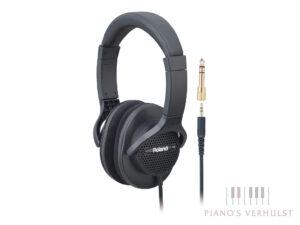 Roland RH-A7 koptelefoon - zwarte hoofdtelefoon Roland