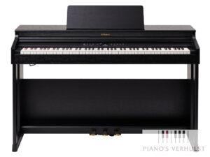 Roland RP701 CB - Roland digitale piano zwart 88 toetsen