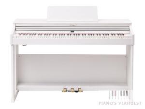 Roland RP701 DR - Roland digitale piano dark rosewood detail 88 toetsen